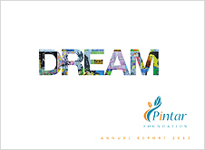 PINTAR Foundation Annual Report 2012