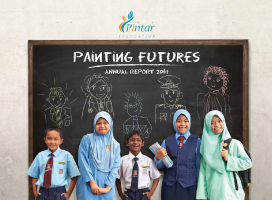 PINTAR Foundation Annual Report 2014