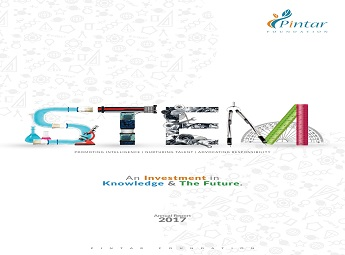 PINTAR Foundation Annual Report 2017