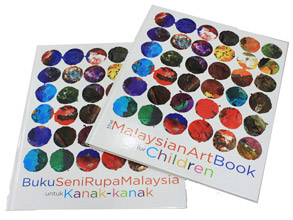 Malaysian Art Book for Children