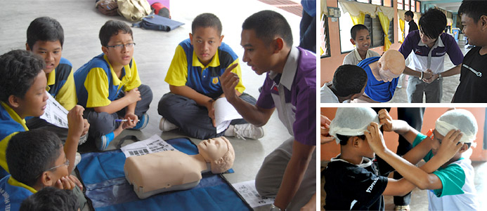 Basic Life Support Training (BLST)